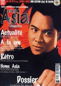 Ciné Asia Magazine - apr-mag 2002