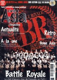 Ciné Asia Magazine - estate 2002
