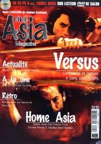 Ciné Asia Magazine - nov-dec 2002